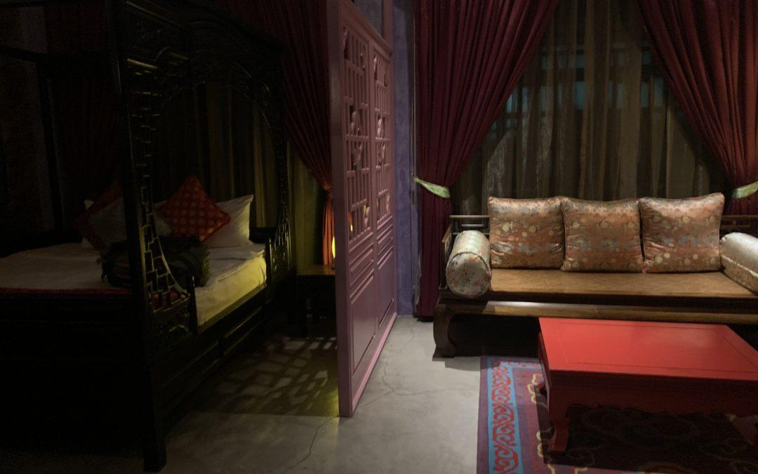 Shanghai Mansion: hotel dedicato alla Cina anni 30