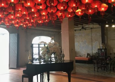 Memory at on on: il più antico Hotel di Phuket Town: ingresso