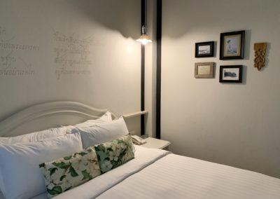 Camera da letto Raweekenlaya: Un'Oasi di verde in mezzo al caos della città: camera da letto