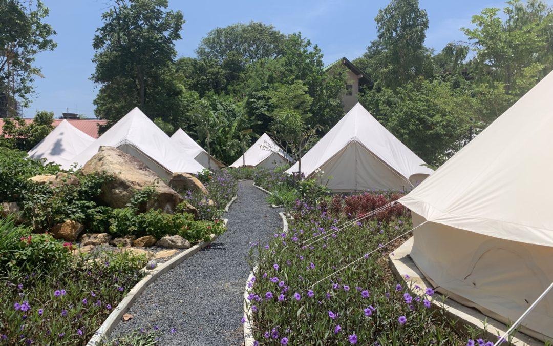 Roost Glamping: Il campeggio glamour di Rawai