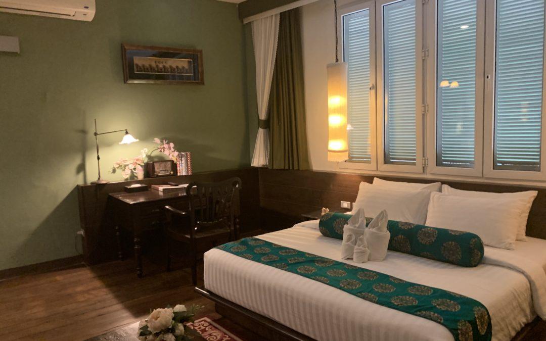 Memory at on on: il più antico Hotel di Phuket Town