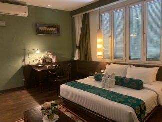 Memory at on on: il più antico Hotel di Phuket Town: junior suite