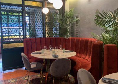 Memory at on on: il più antico Hotel di Phuket Town: sala colazioni