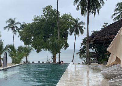 Piscina dell' Hotel Koh Yao Noi