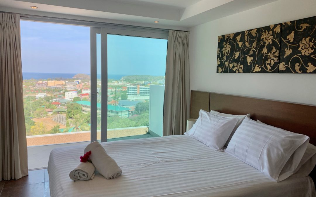 Kata Ocean view, appartamento vista mare